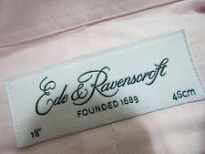 Ede & Ravenscroft Savile Row London mother of pearl dress shirt 18-46CM