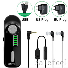 AXON C-06 Digital Hearing Aid USB Rechargeable US plug Noise Reduction Device
