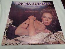 DONNA SUMMER I REMEMBER YESTERDAY Lp Vinyl VENEZUELA IMPORT