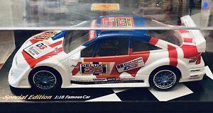 MOTORSPORT SPECIAL EDITION 1:18 TOYOTA SUPRA RACER FAMOUS CAR, NIB
