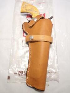"10-66 LONGHORN Gun Holster for RUGER Vaquero Blackhawk to 6.5"" COLT SAA 5.5"""