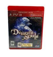 Demon's Souls (Sony PlayStation 3, 2009) - Greatest Hits.
