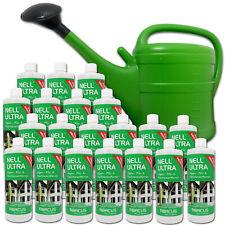 NELL ULTRA Retoure 20x 1000 ml Algenentferner Pilzentferner & 14 Liter Gießkanne