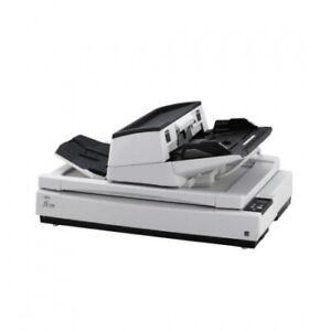 Fujitsu fi-7700S NEU Farb Duplex Scanner Dokumentenscanner + einem Flachbett A3