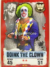 Slam Attax Takeover - #232 Doink the Clown