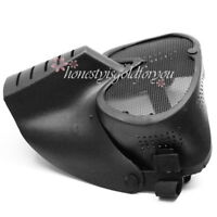 Army Mesh Goggles Full Face Mask Black Airsoft Game Skull Paintball Safety