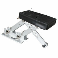Heavy Duty Aluminum Auxiliary Outboard Motor Mount Marine Folding Bracket