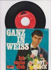 Pop Vinyl-Schallplatten-Singles mit deutschem Schlager (kein Sampler)
