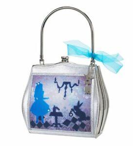 Helen Rochfort Alice in Wonderland Storybook Limited Edition Handbag