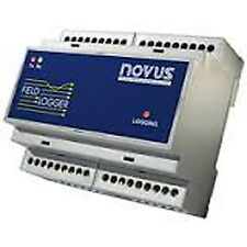Novus 8 channel  Data logger I/O 8 Channel Universal Input Data Logger and RTU