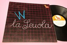 LP W LA SCUOLA  ORIG ITALY 1970 EX GIMMICK POP UP COVER TOOOOPPPPPP