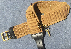 Model 1885 Cavalry Cartridge belt - 50 Loops for .45-70 Springfield
