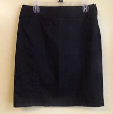 KENAR Ladies Black Skirt / Size 8P  NWT