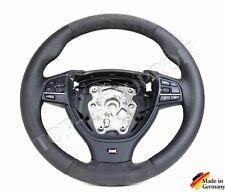 BMW F01 F02 F10 F11 F12 F07 M Sport  Lenkrad Neu Beziehen mit Alcantara KV