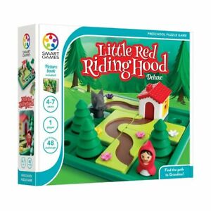 Smart Games Little Red Riding Hood Deluxe Brain Teaser Puzzle Kids Gift Item T1