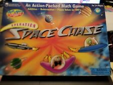 Learning Resources Operation Space Chase: Addition, Subtraction, Place Value