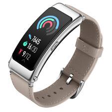 "Huawei Talkband B6 Wristband 1.53"" AMOLED 3D Curved display heart rate"