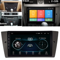 "9"" For BMW E90/91/92/93 325i 330i Android 9.1 Stereo Radio GPS Navigation Player"