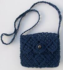 Handmade Macrame handbag, Boho bag, Macrame shoulder bag by MariasCrafts