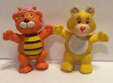 Vtg Hasbro Disney Wuzzles Posable Lot Of 2 PVC Figurine ButterBear BumbleLion