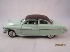 New ListingFranklin Mint 1940's Mercury Club Coupe Green 1:43? with Working Doors & Hood