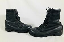 Vintage Chippewa Leather Waterproof DuroTech Insulated Boots Men's Size 11 D