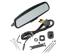 """NEW VOXX RVM200 Replacement Rear-view Mirror With 4.3"""" High Brightness Monitor"""