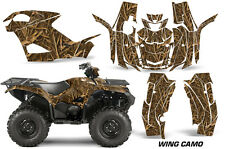 AMR Racing Yamaha Grizzly EPS/EPS Graphic Kit Wrap Quad Decals ATV 2015+ WING CO