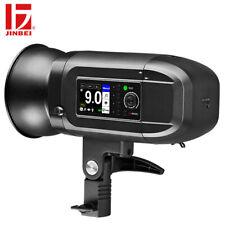 AU JINBEI HD-400Pro 400Ws 1/8000s High Speed Studio Strobe Flash Light Speedlite