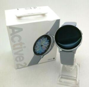 SAMSUNG GALAXY WATCH ACTIVE2 40mm SM-R830NZSAPHE Cloud Silver