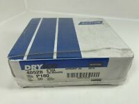 """Norton 662611-40528 Dry Ice 6"""" P180 Grit NorGrip Sanding Disc, (Pack of 50)"""