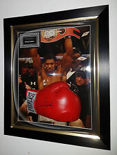 *** NEW Anthony Joshua Signed Boxing Glove Autograph  Display ***