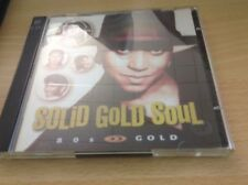 TIME LIFE SOLID GOLD SOUL- 80'S GOLD 2CD ALBUM
