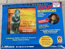 MAD Alfred E. Neuman MAD Neumanisms Ultimate Collector's Package MISB
