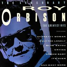 ROY ORBISON - The Legendary Roy Orbison (LP) (VG/VG)