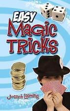 Easy Magic Tricks by Joseph Leeming (Paperback, 2008)
