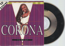 Corona Try Me Out Cd Single France French Pressing card sleeve italo dance
