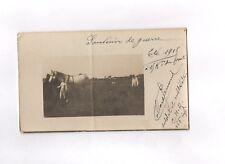 CPA Carte postale ancienne militaria (Soldat et cultivateur)