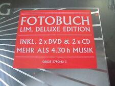Unheilig - Grosse Freiheit Live DELUXE Boxset 2DVD + 2CD Fotobuch Ltd. NEU / NEW
