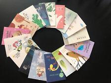 10pcs/lot Cute Pattern Mini Thin Notebook Kids Prize  Stationery Shop Free Gift