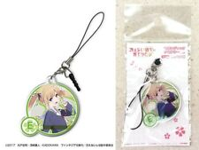 Saekano Acrylic Earphone Jack Accessory 2 Eriri Spencer Sawamura Licensed New