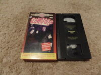 RAMPAGE 1997 97 wwf vhs COLISEUM VIDEO wrestling IN YOUR HOUSE BADD BLOOD