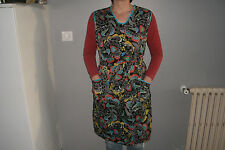 blouse nylon  nylon  kittel nylon overall  N° 1357  T46