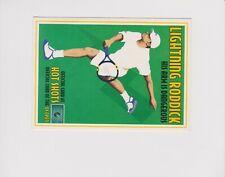 Andy Roddick 2004 Us Open Amex Promo Postcard