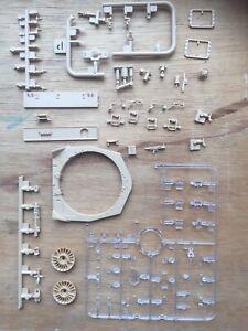 RFM 1/35 Panzer IV - interior detail parts