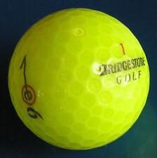 15 Bridgestone e6 balls Yellow Grade AAAAA Best Bridgestone 5A Balls LOT 8G032
