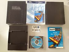 Theme park 1994 gestion/simulation PC Big Box carton Eurobox FR