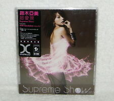 J-POP Ami Suzuki Supreme Show Taiwan Ltd CD+DVD