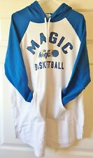 GIII by Carl Banks Women's NBA Orlando Magic All Division Hoody White XXL