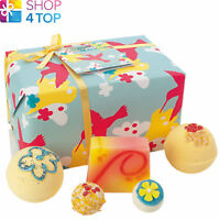 BIRDS OF PARADISE GIFT PACK BOMB COSMETICS TROPICAL FRUITS HANDMADE NATURAL NEW